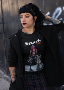 Sparkgirl – Defender of Spark!